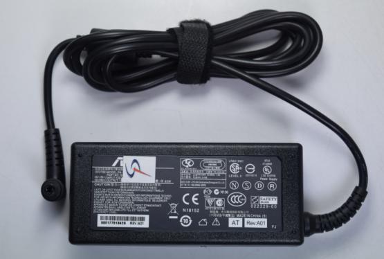 ADAPTADOR PORTATIL ASUS 19V 3.42A 65W (5,5MM x 2,5MM) PCS-SADP-65KB