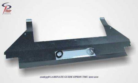 LAMINA GUIA PAPEL IMPRESORA EPSON TMU 200 1026358
