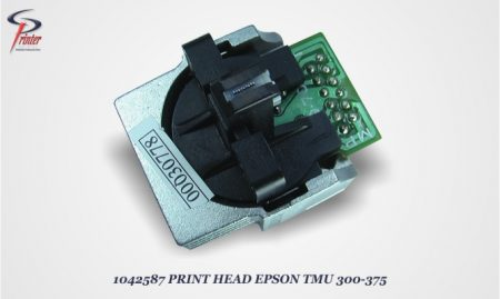 CABEZA DE IMPRESION IMPRESORA EPSON TMU 375 1042587