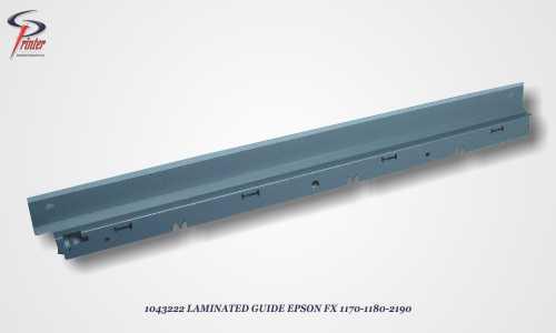 LAMINA GUIA PAPEL IMPRESORA EPSON FX 1170 1043222
