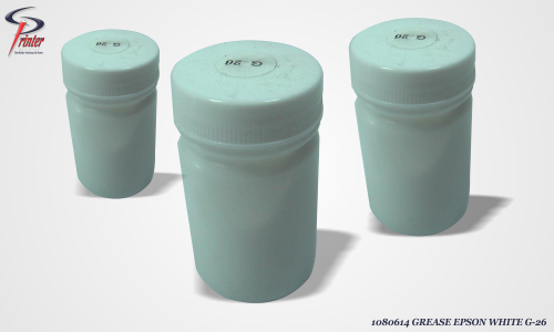 GRASA PIÑONES PLASTICOS IMPRESORAS EPSON G-26 1080614