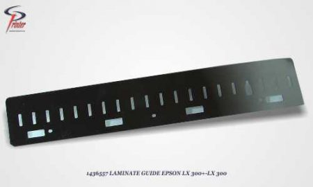 LAMINA GUIA PAPEL IMPRESORA EPSON LX 300 1436557