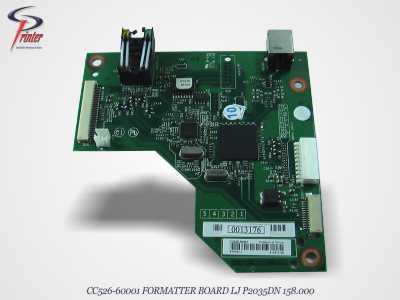 BOARD MAIN HP LJ P2035N CC526-60001