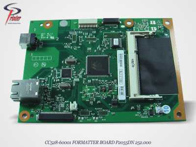 BOARD MAIN HP LJ P2055N CC528-60001