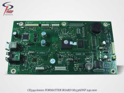 BOARD MAIN HP LJ M1536MFP CE544-60001