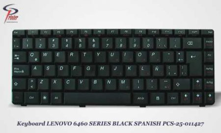 KEYBOARD LENOVO SP BL IDEA PAD G460 PCS-25-011427