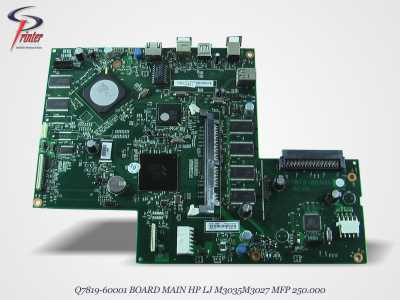 BOARD MAIN HP LJ M3035MFP Q7819-60001