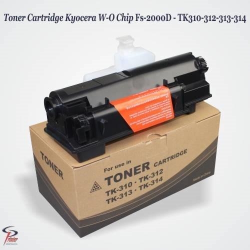 TONER CARTRIDGE KYOCERA FS-2000D TK310/312 TK-310