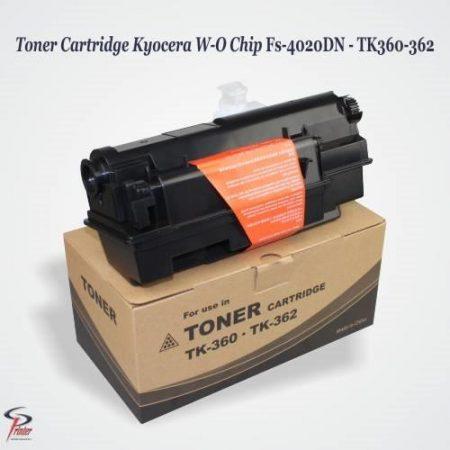 TONER CARTRIDGE KYOCERA FS-4020DN TK360/362 TK-360