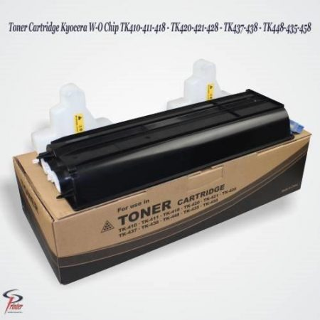 TONER CARTRIDGE KYOCERA TK410/411/418 TK-410