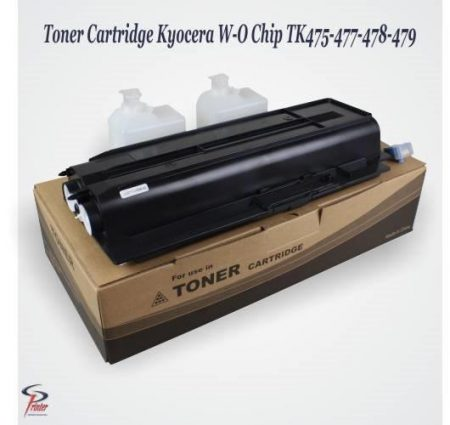 TONER CARTRIDGE KYOCERA TK475/477 TK-475