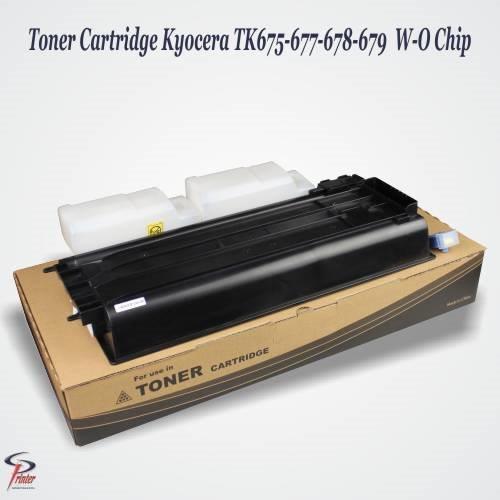 TONER CARTRIDGE KYOCERA TK-675/677 TK-675
