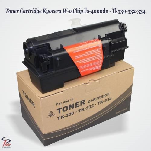 TONER CARTUCHO KYOCERA FS-4000DN TK330/332 TK-330