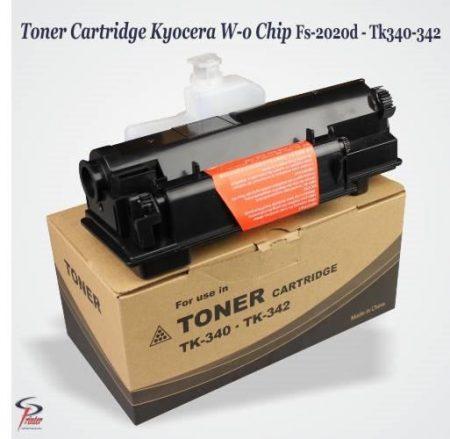 TONER CARTRIDGE KYOCERA FS-2020D TK340/342 TK-340