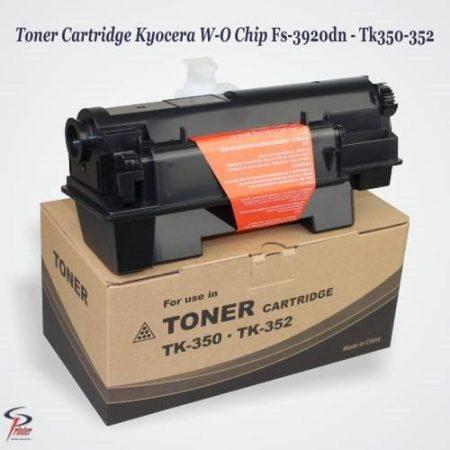 TONER CARTRIDGE KYOCERA FS-3920DN  TK350/352 TK-350