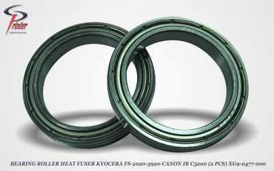 BEARING ROLLER HEAT KYOCERA FS-2020 XG9-0477-000