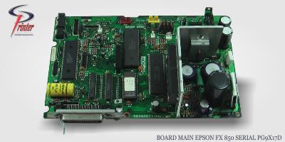 TARJETA PRINCIPAL IMPRESORA EPSON FX 1050 Y461201000