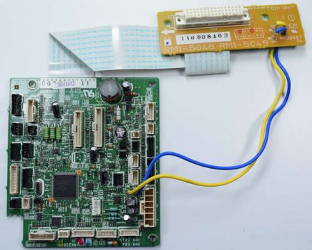DC CONTROLLER ASSY HP LJ P4014 RM1-4582-000