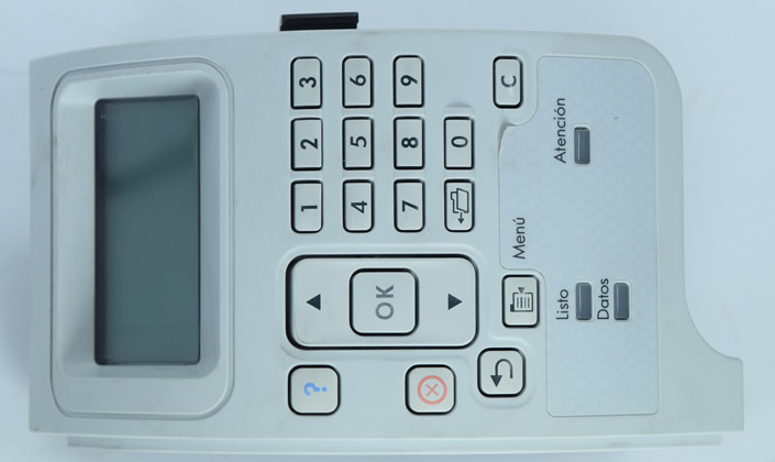 CONTROL PANEL ASSY HP LJ P4015 RM-5059-000