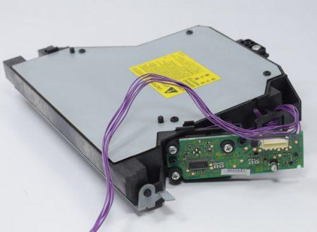 Laser Scanner HP LJ P4014 (RMF) RM1-7419-00R