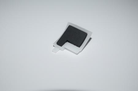 Separador de papel izquierdo Impresora Lexmark OPTRA E310 12G0119