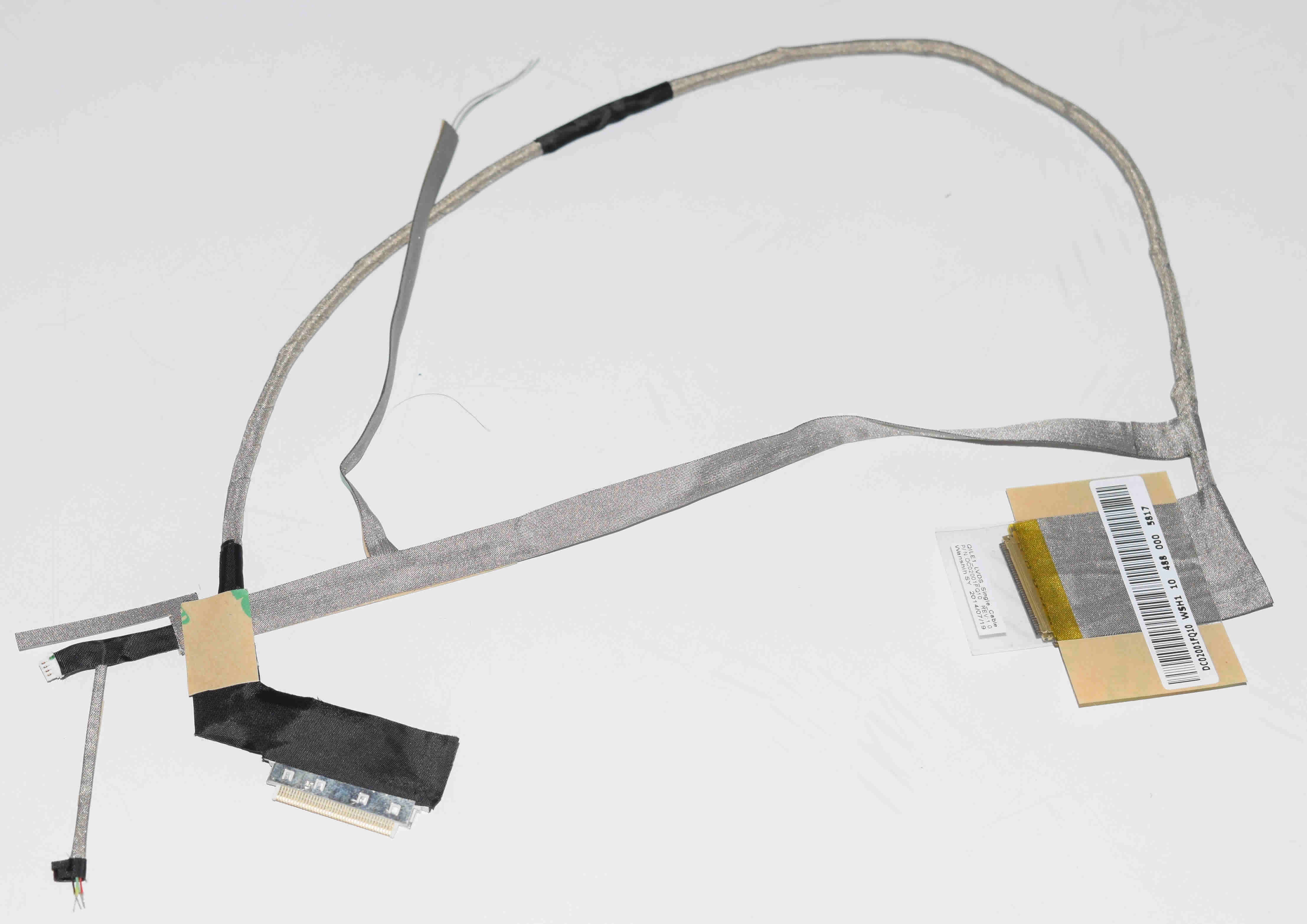 CABLE PANTALLA PORTATIL LCD  IBM EDGE E430 04W4166