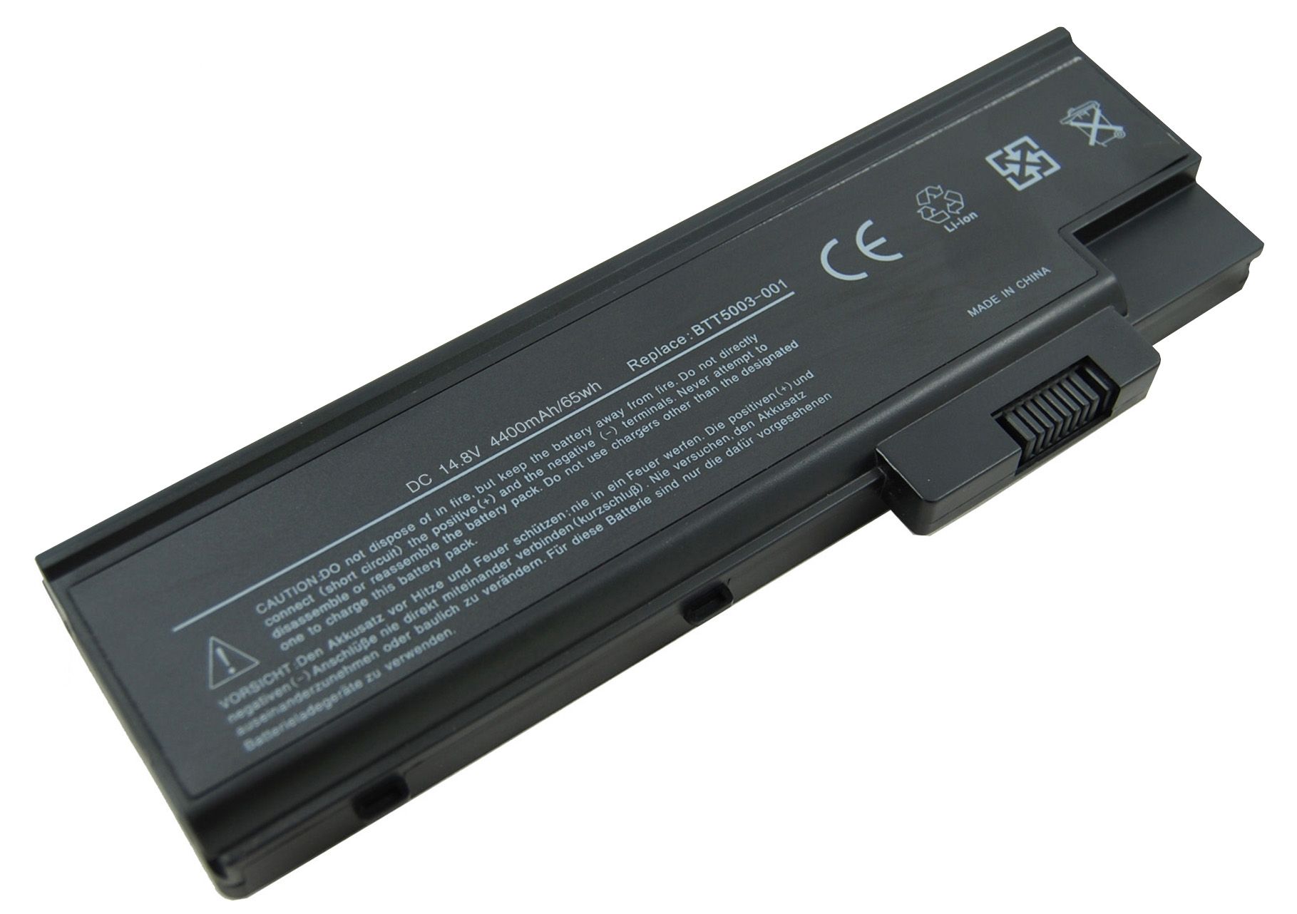 Bateria Portatil ACER Aspire 1410 BT.T5003.001