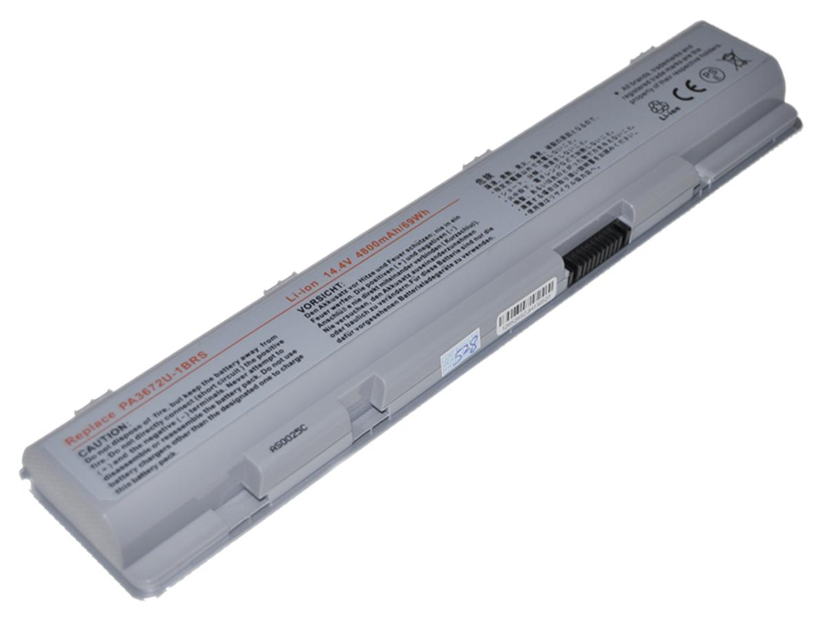 Bateria Portatil toshiba Satellite E100 PA3672U