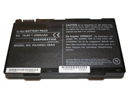 Bateria Portatil toshiba Satellite M30X-102 PA3395U