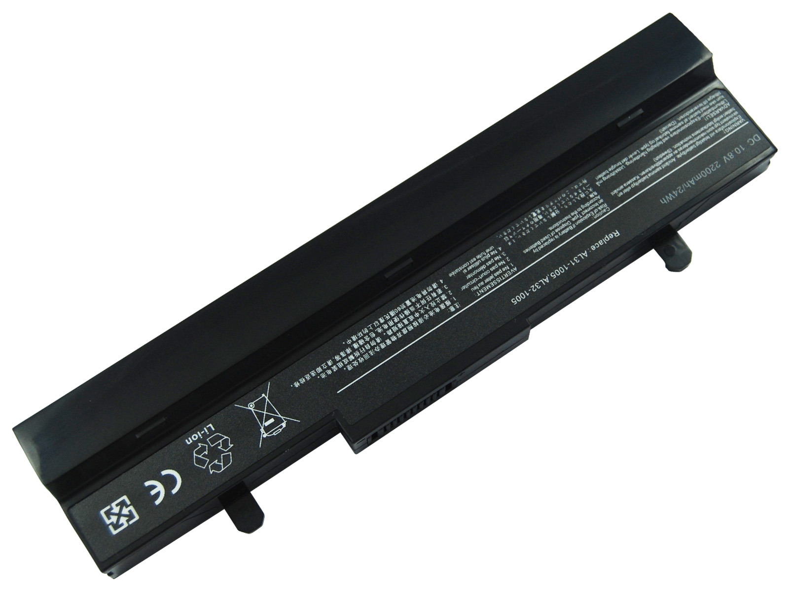 Bateria Portatil ASUS Eee PC 1001HA AL31-1005