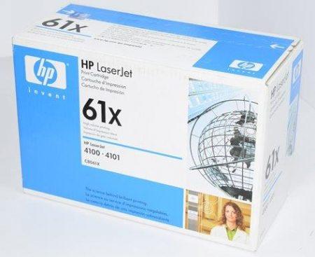 TONER IMPRESORA HP LJ 4100/4101 (10.000 PAG) C8061X
