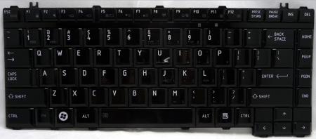 KEYBOARD BLACK TOSHIBA A200 SPANISH TECTA200