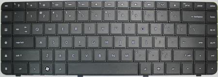 Teclado Ingles Negro HP CQ42 PCS-V112246AK1-US.