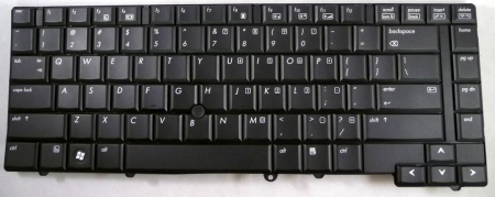 Teclado Ingles Negro HP ELITEBOOK 6930 n/p PCS-NSK-H4K01