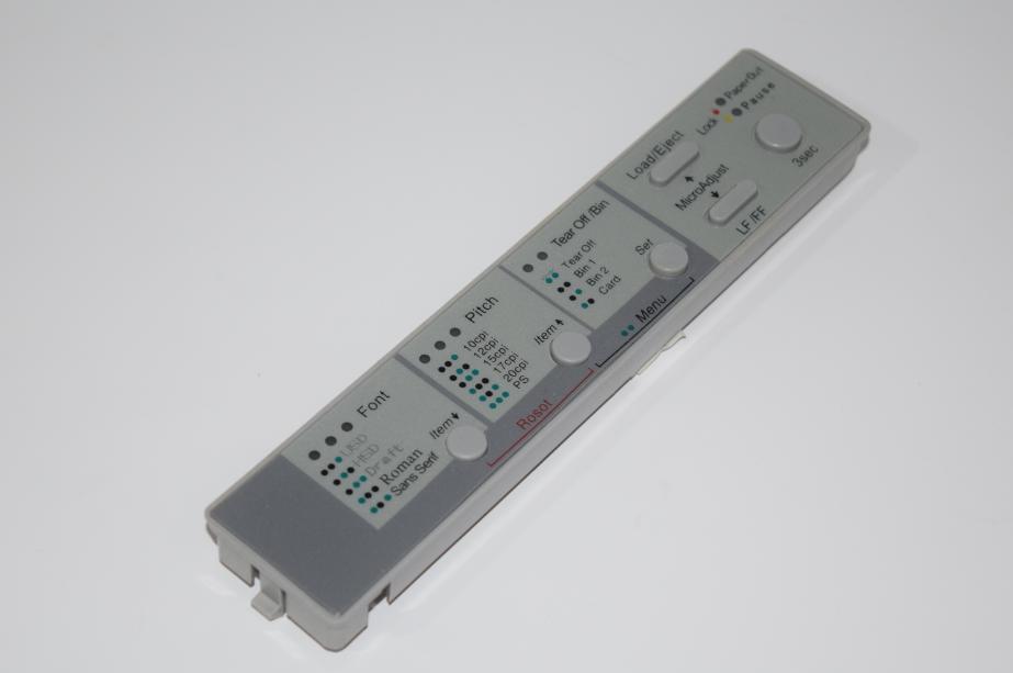 PANEL CONTROL IMPRESORA EPSON FX 2190 1262597-OEM
