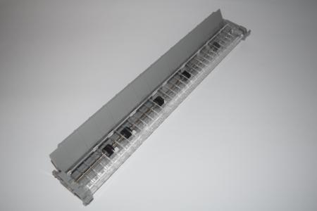 Guia Papel Impresora EPSON FX 2190 1277106
