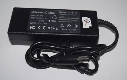 Adaptador Portatil HP 19V 4,74A PA-1900-32