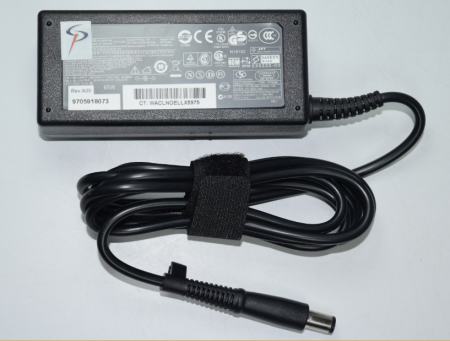 Adaptador Portatil HP 18.5V 3.5A 608425-003