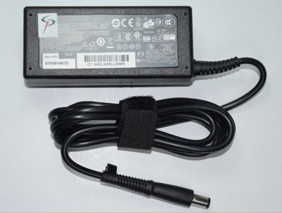 ADAPTADOR PORTATIL HP PIN CENTRAL 18.5V 3.5A 65W (7,4MM x 5,14MM) 608425-0033