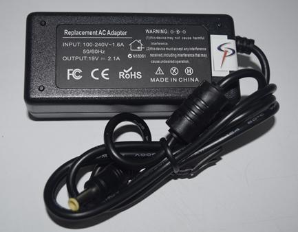 Adaptador portatil samsung 19v 2.1a AD-A04R005L