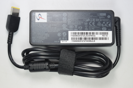 ADAPTADOR PORTATIL LENOVO 20V-3.25 65W YOGA WITH SLIM/PLUG USB 45N0261