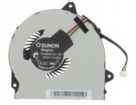 Disipador De Calor Lenovo Ideapad G40-80 DC28000CGS0