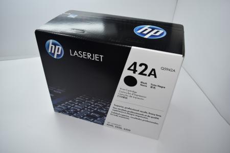 TONER IMPRESORA HP LASER JET 4250 Q5942A