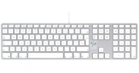 Teclado Apple Blanco Ingles Desktop USB  A1419 A1243