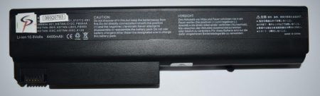 Bateria Portatil Hp 6510B n/p BAT-385843-001 HOMOLOGADA