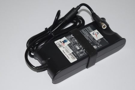 Adaptador portatil Dell 19,5v 4,62a laptop plug aguja LA90PS0-00