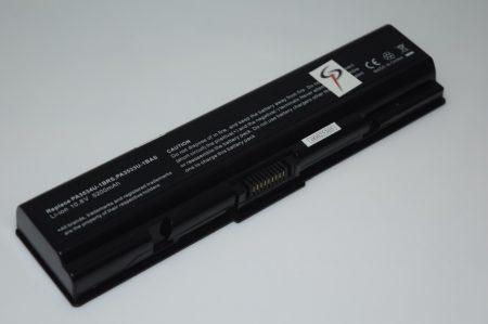 Batería Portátil 6 Cel 10.8v 5.200 Mah TOSHIBA SATELLITE  A200/A205/A210/A215/A350/A500/A300/L200/L400/L300/L350/L450/L500/M200 SERIES PA3534U-1ACA