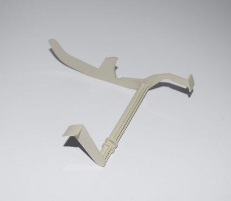 Brazo salida de papel lexmark optra t610 99A0448