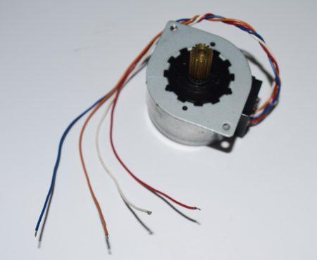 Motor Alimentación De Papel Epson TMU 675 2030928