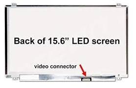Pantalla Portatil LCD FHD Conector 30 pines Posterior Derecho NT156FHM-N41